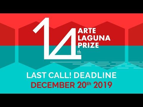 CALL FOR ARTISTS & DESIGNERS - 14th ARTE LAGUNA PRIZE