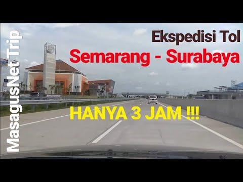 BMW E39 Trip: Ekspedisi Tol Semarang - Surabaya Hanya 3 Jam