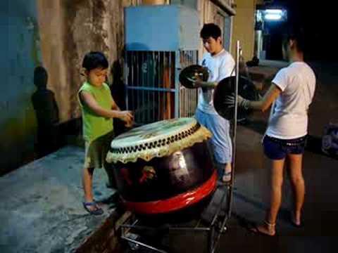 Kwong Ngai Lion Dance 2008