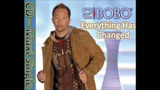 DJ BoBo Everything Has Changed Album Version 1994