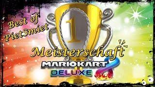 Best of PietSmiet | Mario Kart 8 Deluxe Meisterschaft [2019]