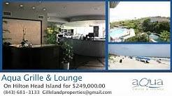 Aqua Grille & Lounge- Spectacular Oceanfront Restaurant