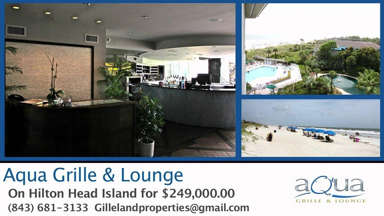 aqua grille u0026 lounge spectacular oceanfront restaurant youtube