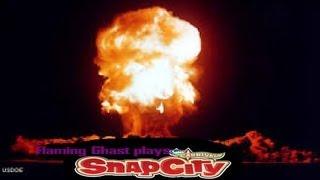 Flaming Ghast plays Sims Carnival Snap City Ep. 1: DETSAHGTOGUOY RUSES