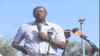 Raila Cautioned Over Campaigning For Moses Kajwang In Homa Bay