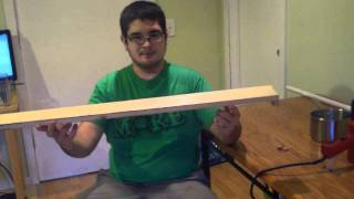 How To Make A Flattening Jig For Pvc Pipe Bows