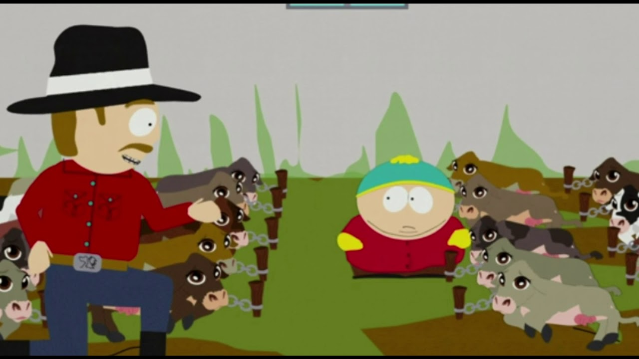south park veal