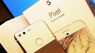 Google Pixel Unboxing!