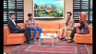 بامدادخوش - ورزشگاه - صحبت های امرالدین شریفی و فهیم افکار در رابطه به مسابقات لیگ برتر افغانستان