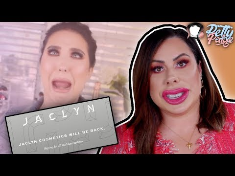 MARLENA STELL ENDS JACLYN COSMETICS ONCE AND FOR ALL! thumbnail