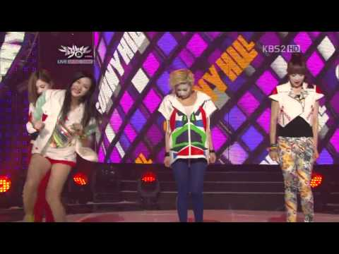 (120427)(HD) Sunny Hill - Is White Horse coming