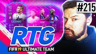 HUGE LEAGUE SBC CLEAROUT! - #FIFA19 Road to Glory! #215 Ultimate Team