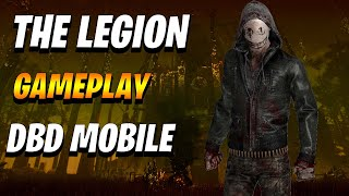 DBD Mobile- The legion insane gameplay- Android/iOS (Dead by daylight mobile)
