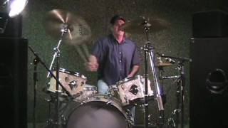 686-6 by The Destroyed with Bert Switzer on Drums