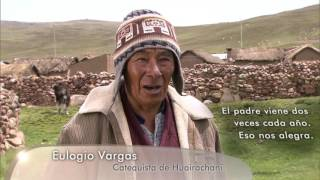Bolivia, misioneros de altura