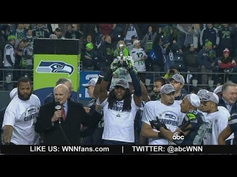 Super Bowl 2014: Seattle Seahawks to Face Denver Broncos