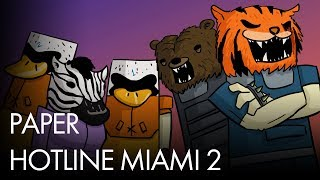 Paper Hotline Miami 2