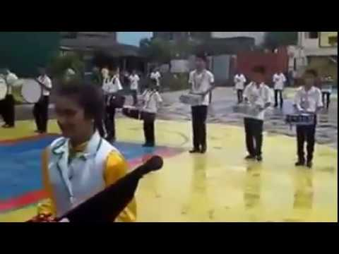 ST FAUSTINA SCHOOL OF QUEZON CITY DRUM AND LYRE CORPS