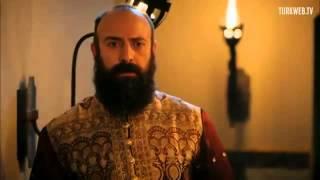 Muhtesem Yüzyıl 85 Bölüm   Sultan Süleyman Malkoçoğlu'nu İbrahim Paşa sanırsa