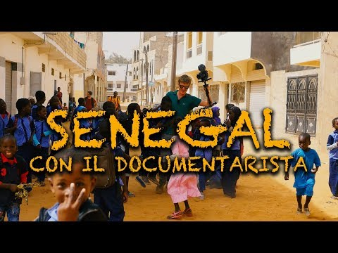 Travel Film School - In Senegal con il Documentarista