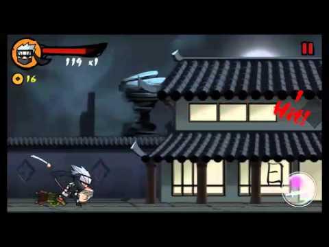 ninja-revenge:-endless-side-scrolling-action-fun!!-mtr