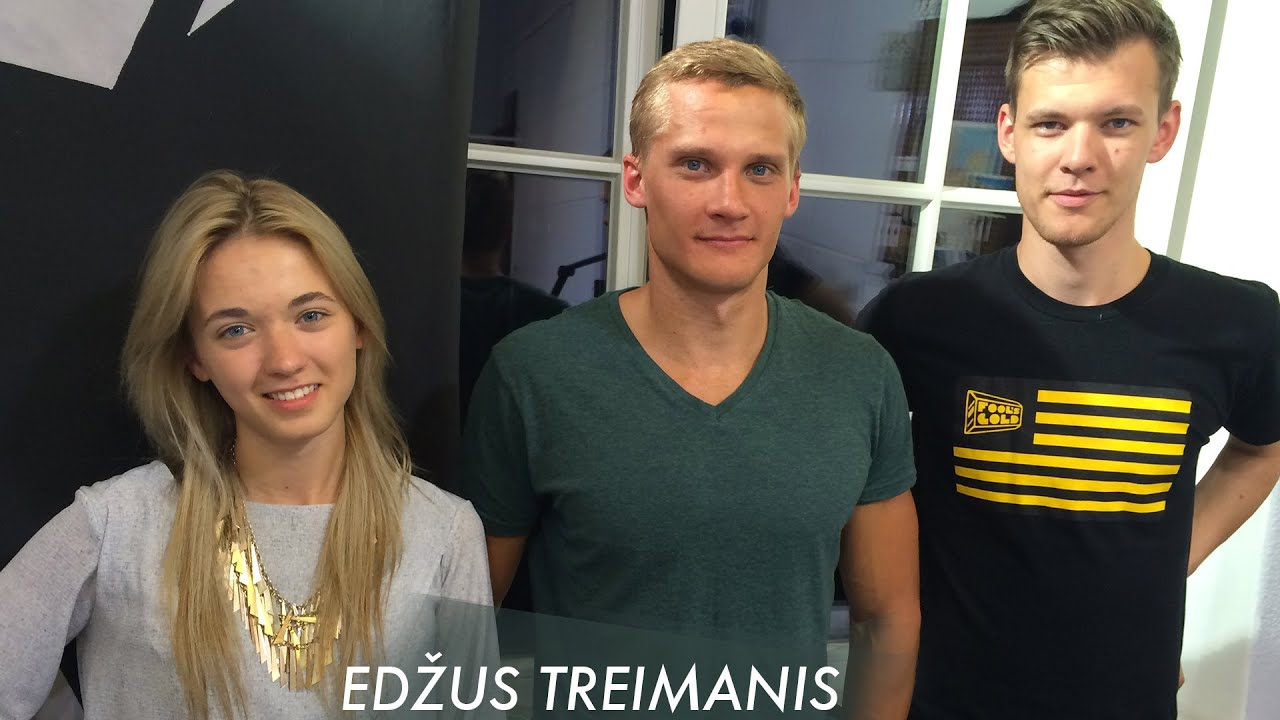 PilnigsVakars: Edžus Treimanis TOP 5 - YouTube