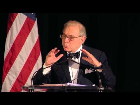 Presenting the 2014 Scholar-Statesman Award
