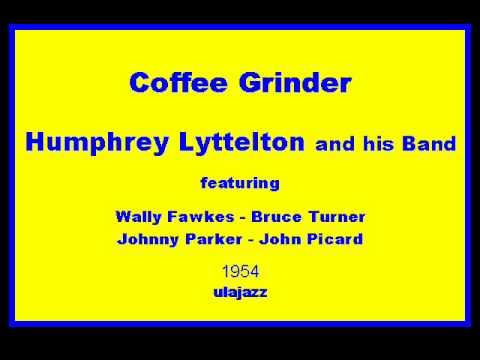 Humphrey Lyttelton JB 1954 Coffee Grinder