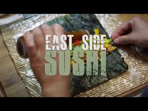 East Side Sushi trailer