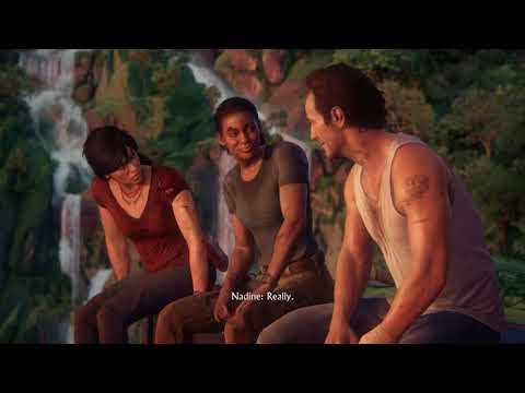 Uncharted: The lost legacy (All Sam Drake's skins)
