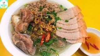 HỦ TIẾU THỊT HEO | Cách nấu hủ tiếu thịt heo đơn giản cực ngon | Bếp Của Vợ
