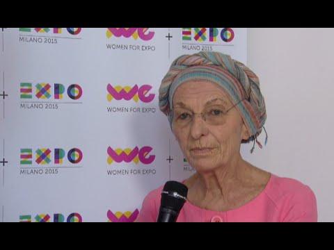 Emma Bonino. WE – Women for Expo, un'occasione sinergica per le protagoniste non valorizzate