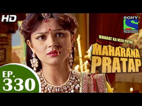 Bharat Ka Veer Putra Maharana Pratap - महाराणा प्रताप - Episode 330 - 15th December 2014