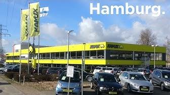 Kamux Auto Hamburg ★ Nedderfeld Flagship Store