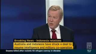 ABC News Breakfast Interview with Rod North 19 August 2014