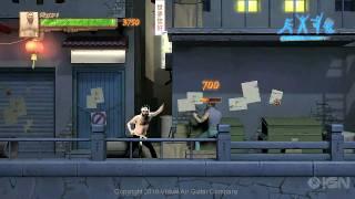 Kung Fu LIVE: Comic-Con Trailer