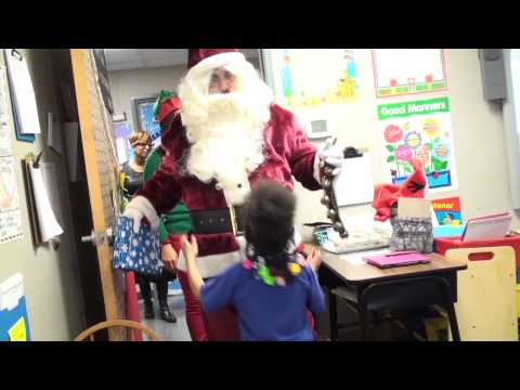Chester Community Charter School 2014 Holiday Celebration