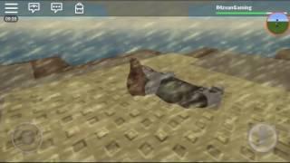 ROBLOX ep. 19 Natural Disaster Survival pt 5 /w Mih Gaming