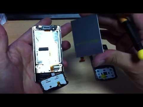 Cambio LCD Nokia 6700 slide
