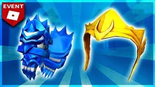 (EVENT) Hướng dẫn nhận vật phẩm MERA'S TIARA và WATER DRAGON CLAWS (Roblox)