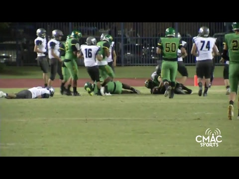 High School Football: Mendota vs Roosevelt