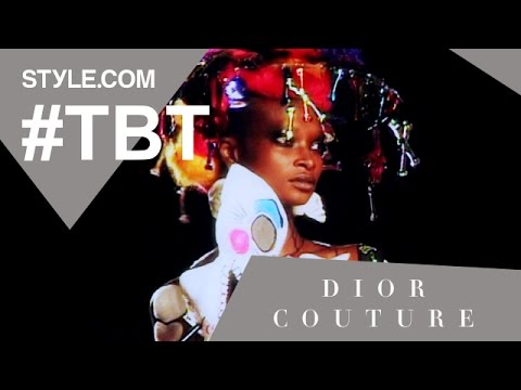 john-galliano's-dior-haute-couture-wedding---#tbt-with-tim-blanks---style.com