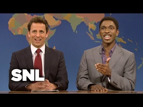 Weekend Update: Will Smith on His Kids - SNL