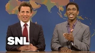 Weekend Update: Will Smith on the Summer Box Office - Saturday Night Live