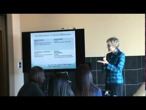 Working with International Students in your Classes 007