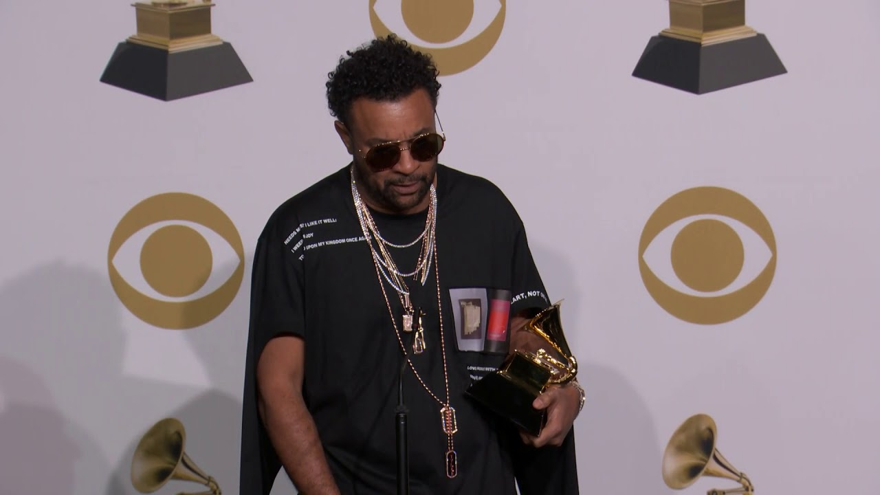 Shaggy - Grammys 2019 - Full Backstage Interview