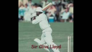 A Tribute to West Indies Cricket - Part # 1