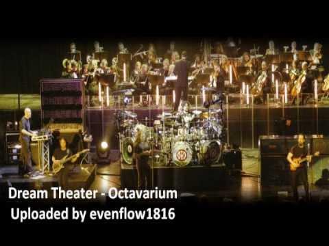 Dream Theater - Octavarium (Score; full song)