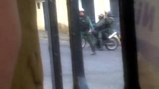 GNB amedrenta en Barrio Sucre, Táchira