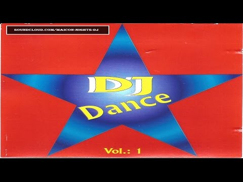 DJ DANCE Vol.1 (1999)(CD Completo) - [MAICON NIGHTS DJ]